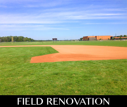 field renovation